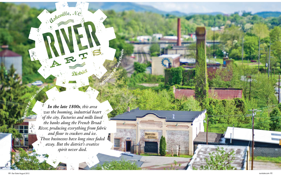 River Arts District Cover