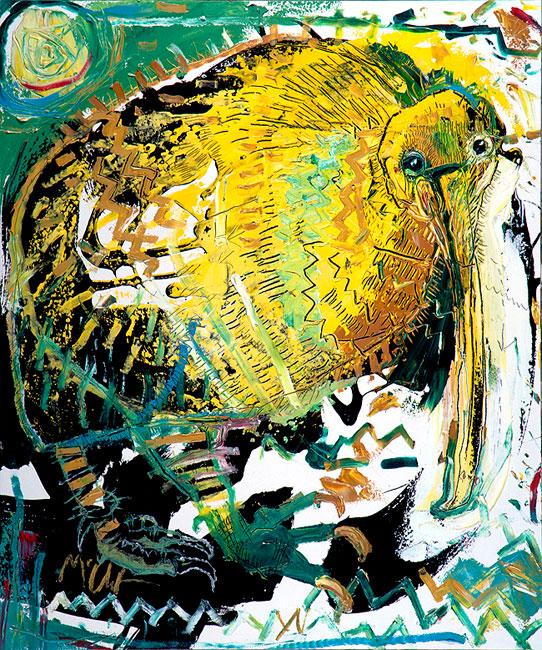 Kiwi Daniel McClendon art
