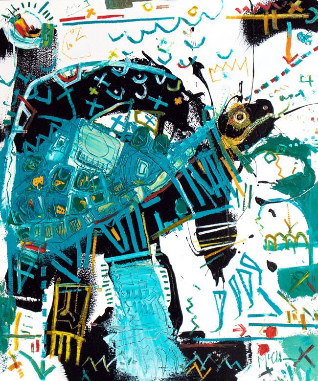 Daniel McClendon Fine art Asheville
