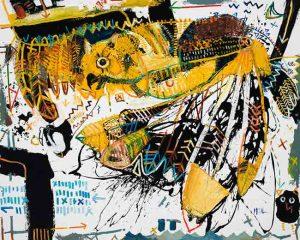Owl McClendon Modern art Asheville