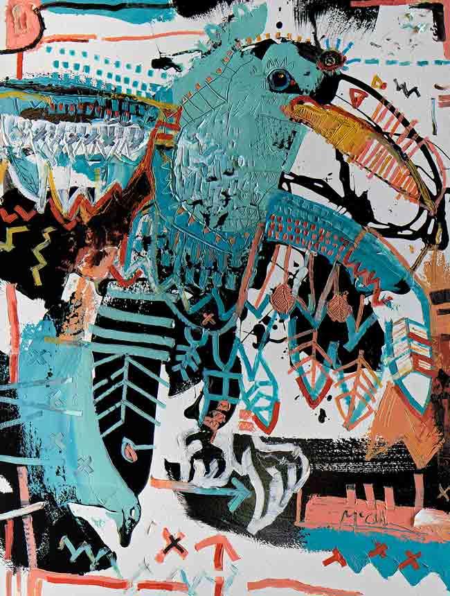 toucan asheville modern art mcclendon