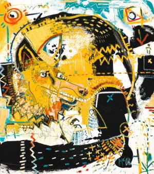 fox 3 mcclendon modern fine art asheville