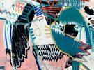 Puffin McClendon Fine Art Modern Fine Art Asheville Painting