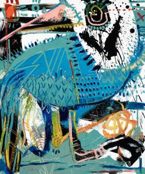 Bluebird McClendon Fine Art Modern Fine Art Asheville