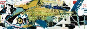 Bonefish McClendon Fine Art Modern Fine Art Asheville Painting
