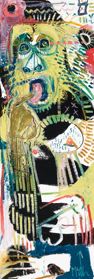 Mack McClendon Fine Art Modern Fine Art Asheville Painting