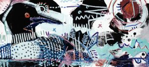 Loon McClendon Fine Art Modern Fine Art Asheville Painting