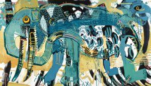 Mastodon mcclendon fine art asheville