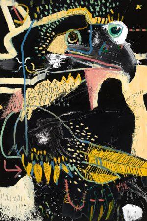 Gatherer McClendon Fine Art Modern Fine Art Asheville Painting