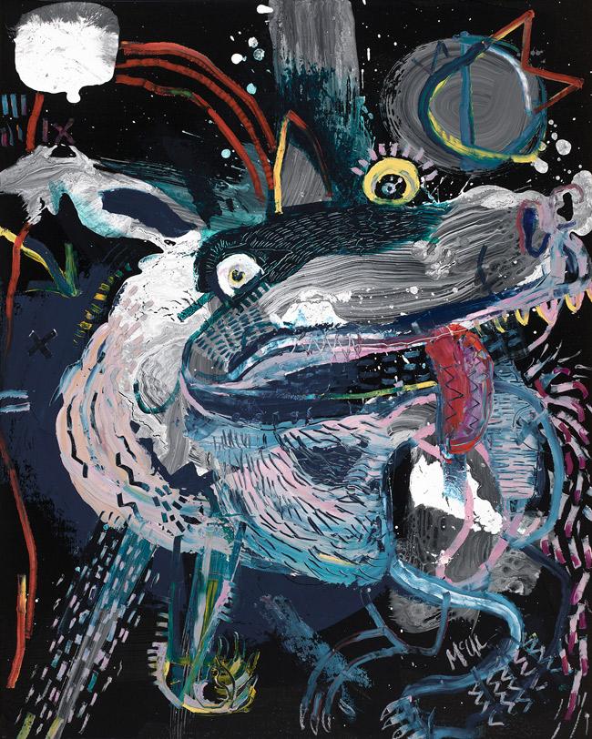 Ordinary Wolf McClendon Fine Art Modern Fine Art Asheville Painting