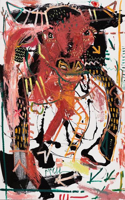Bull III by Daniel McClendon