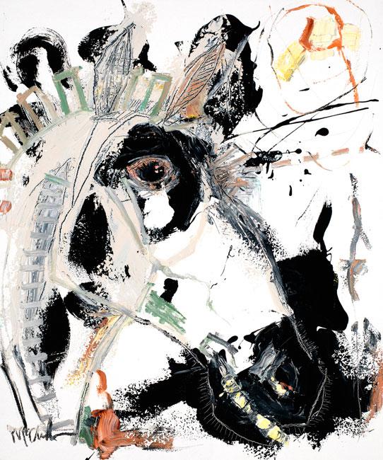 Horse II by Daniel McClendon Asheville