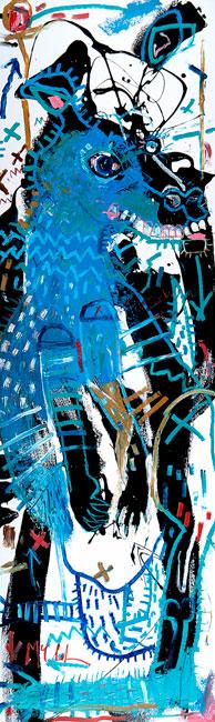 Kangaroo Daniel mcclendon art