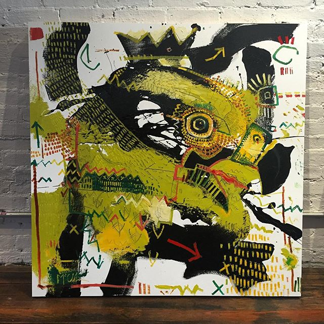 Hawk (Sold)