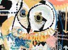 Barn Owl 2 Daniel McClendon Fine art asheville painter