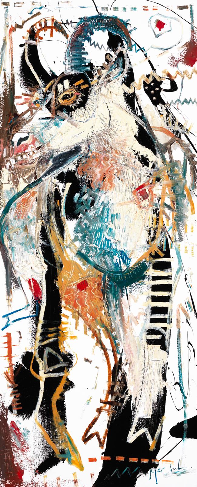 Chamoise McClendon Fine Art Modern Fine Art Asheville Painting