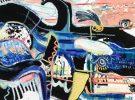 Orca Killer Whale McClendon fine art painting asheville