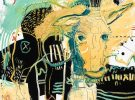 Mule McClendon Fine Art Modern Fine Art Asheville Painting