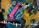 Mandrill McClendon Fine Art Modern Fine Art Asheville Painting