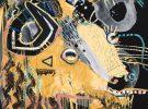 Icelandic Sheep McClendon Fine Art Modern Fine Art Asheville Painting