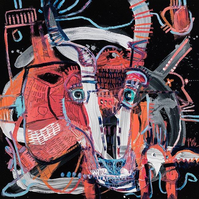 Eland McClendon Fine Art Modern Fine Art Asheville Painting