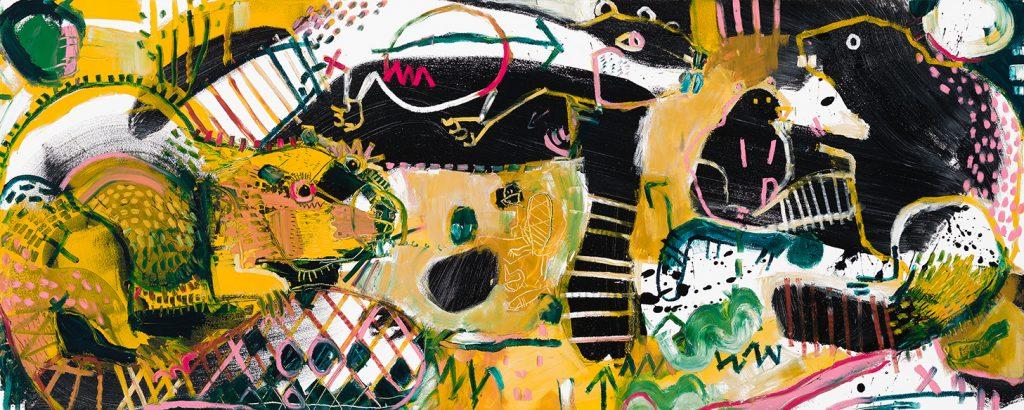 Beavers McClendon Fine Art Modern Fine Art Asheville Painting