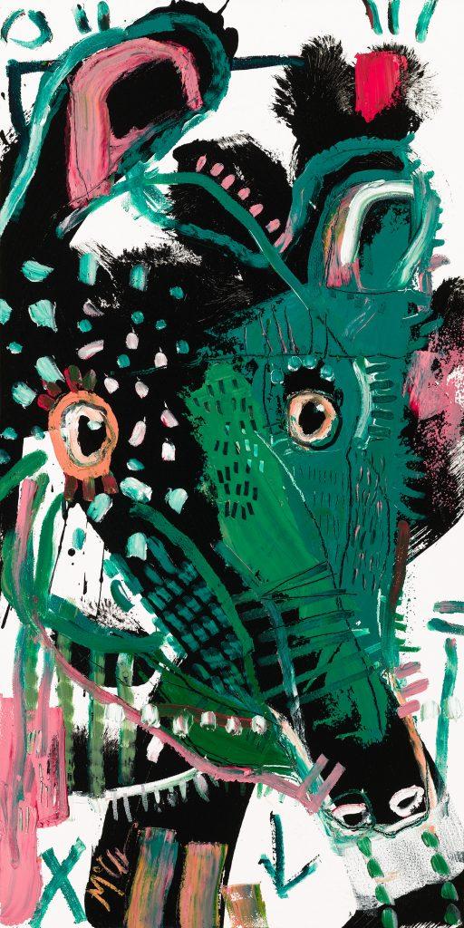 Tapir McClendon Fine Art Modern Fine Art Asheville Painting